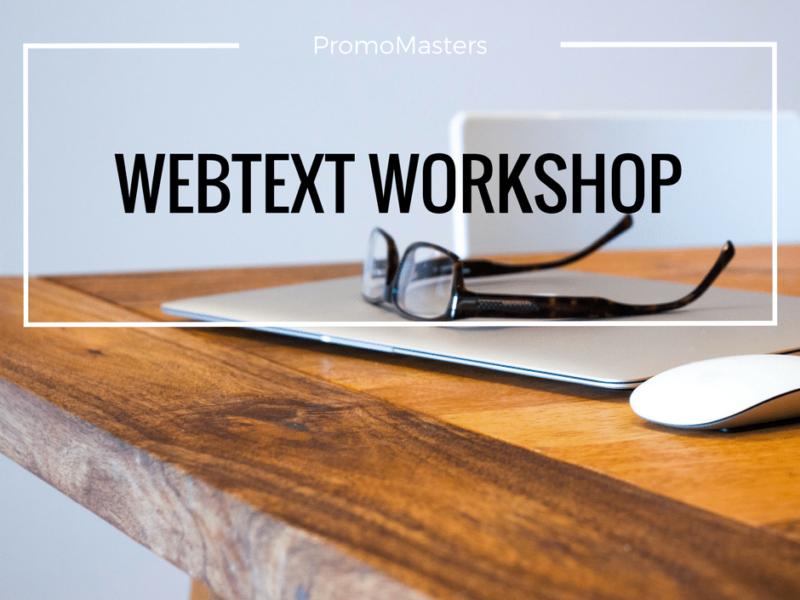 SEO & Social Media Webtext Workshop