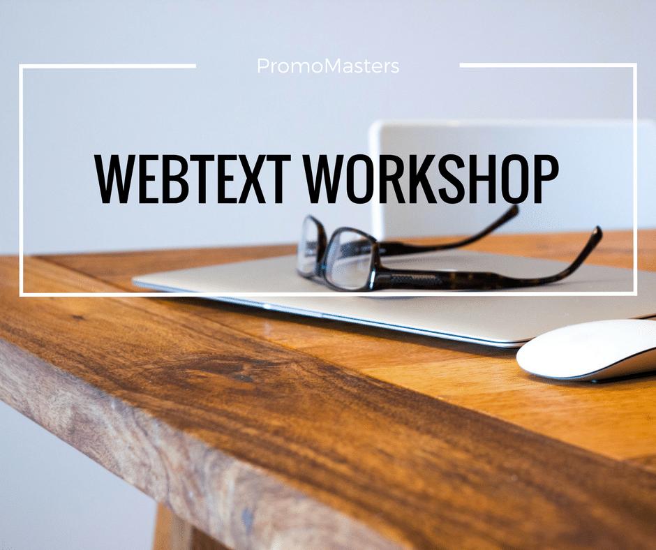 Schreiben für Web & Social Media – Webtext Seminar PromoMasters