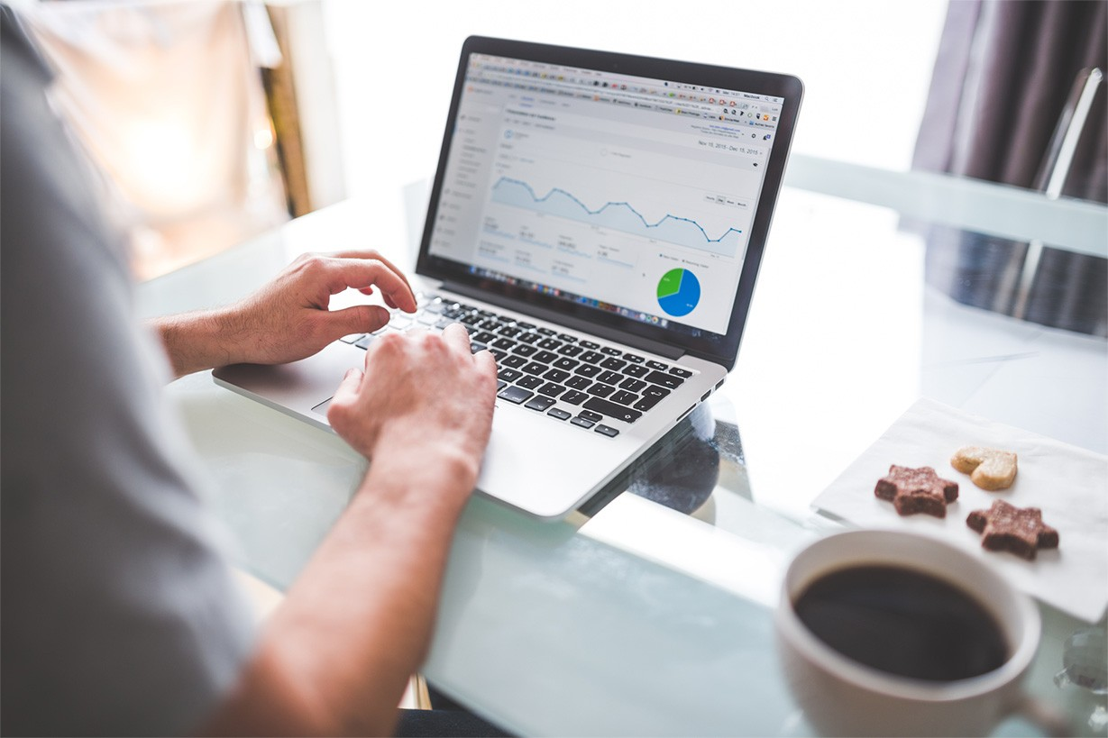 Google Analytics Webstatisk