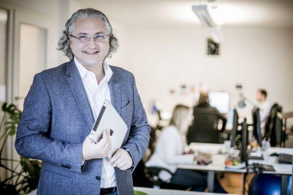 Herr Michael Kohlfürst MBA CMC Geschäftsleitung bei PromoMasters Online Marketing
