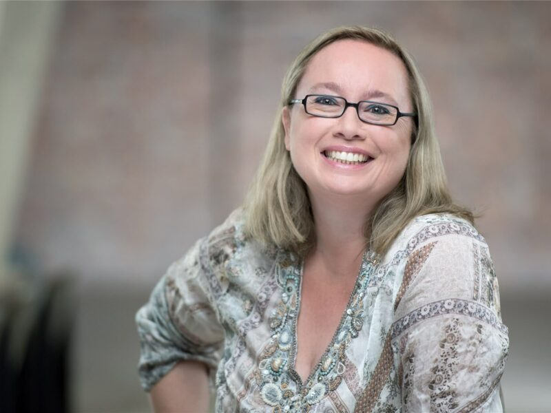 Frau Mag. Andrea Starzer MBA - Geschäftsführerin bei PromoMasters Online Marketing