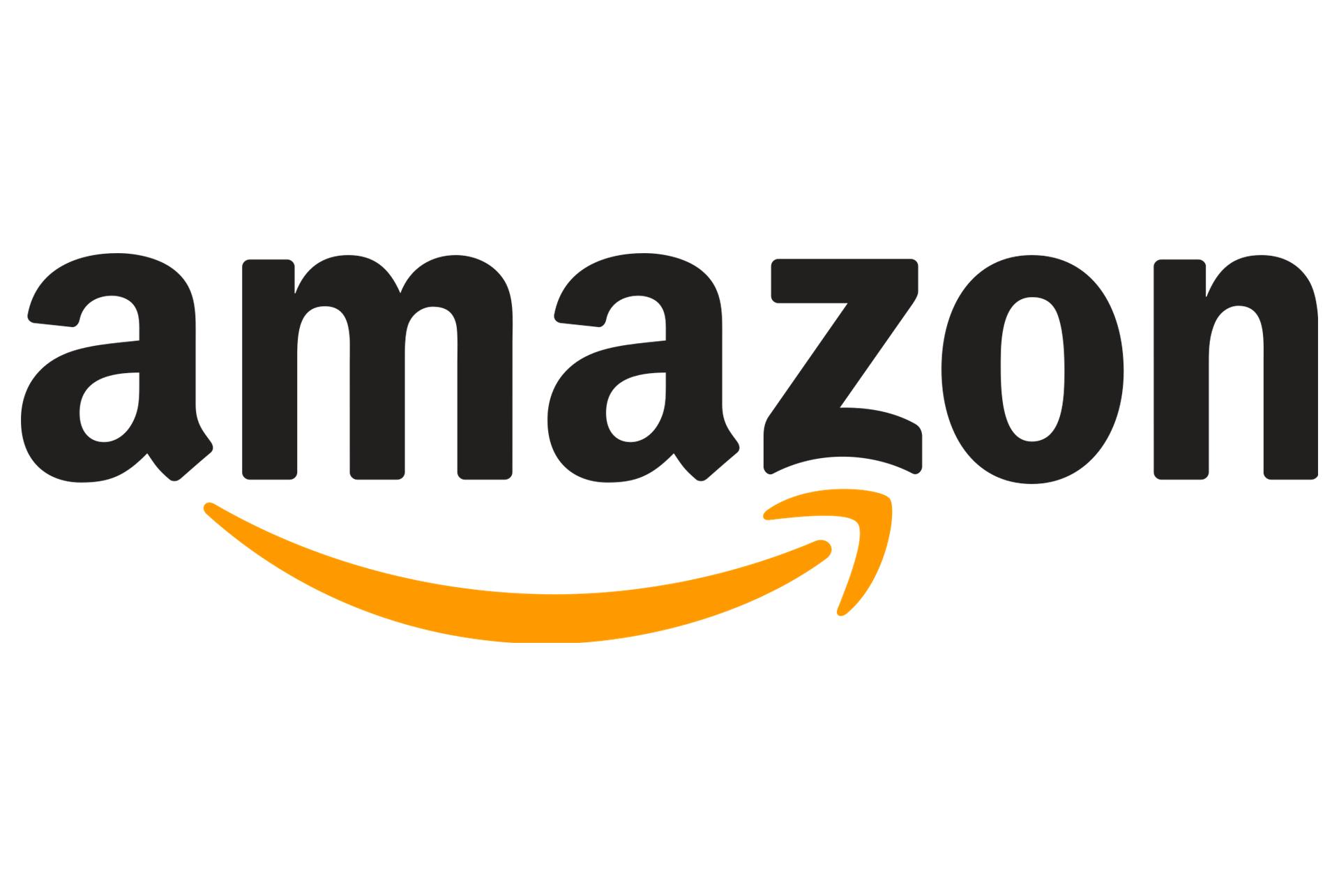 amazon Logo - Online Marktplatz & Shop Suchmaschine