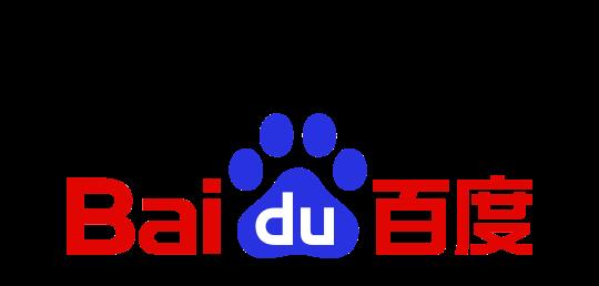 Baidu Suchmaschine China - Logo