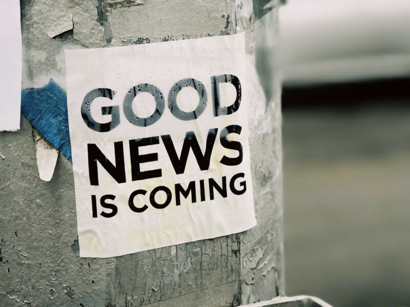 Good News is coming - PromoMasters Newsletter