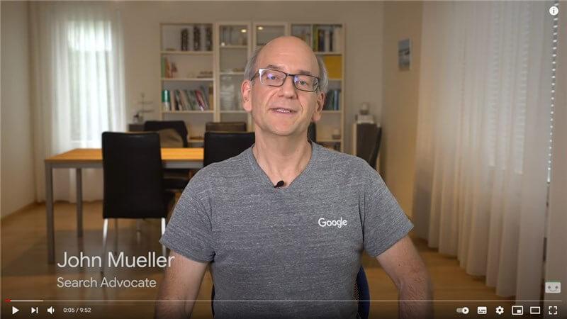 Googles Search Advokate John Mueller erklärt Bilder SEO