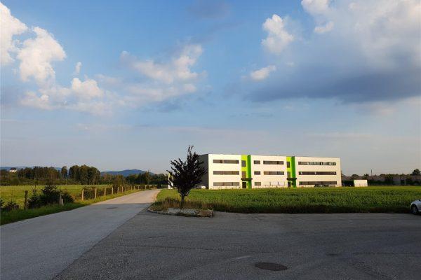 Das Büro von PromoMasters Online Marketing in Salzburg Grödig in Österreich.