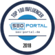 SEO: Top 100 Influencer 2018